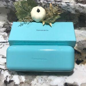 Tiffany and Co hard case and box
